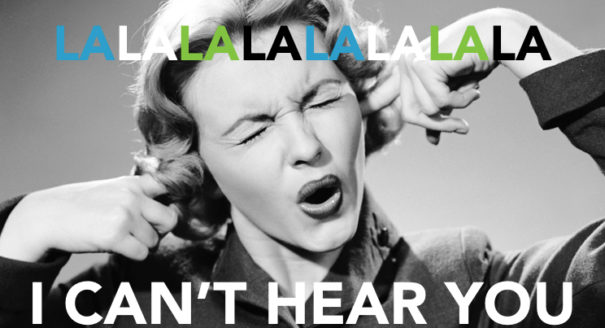 Over 90% of your market isn't listening to your advertising