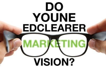 Does your marketing need Lasik?
