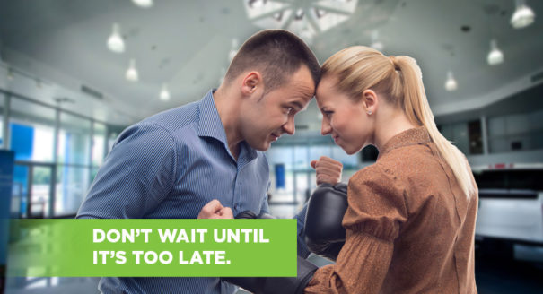 Are You Meeting Car Buyers Too Late?