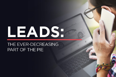 Leads: The Ever-Decreasing Part of the Pie