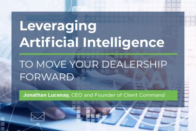Leveraging Artificial Intelligence
