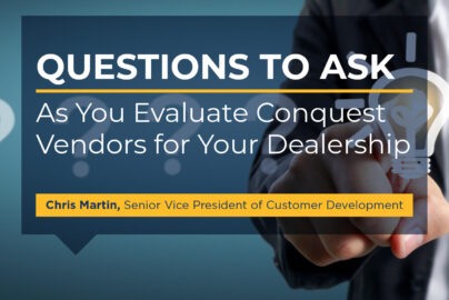 4 Questions To Ask Vendors