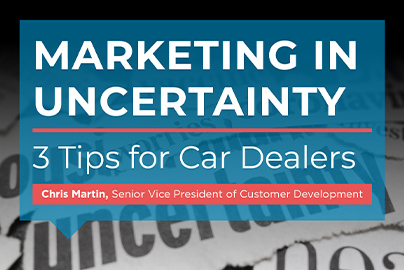 Marketing in Uncertainty