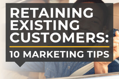 10 Tips to Retain Customers Blog