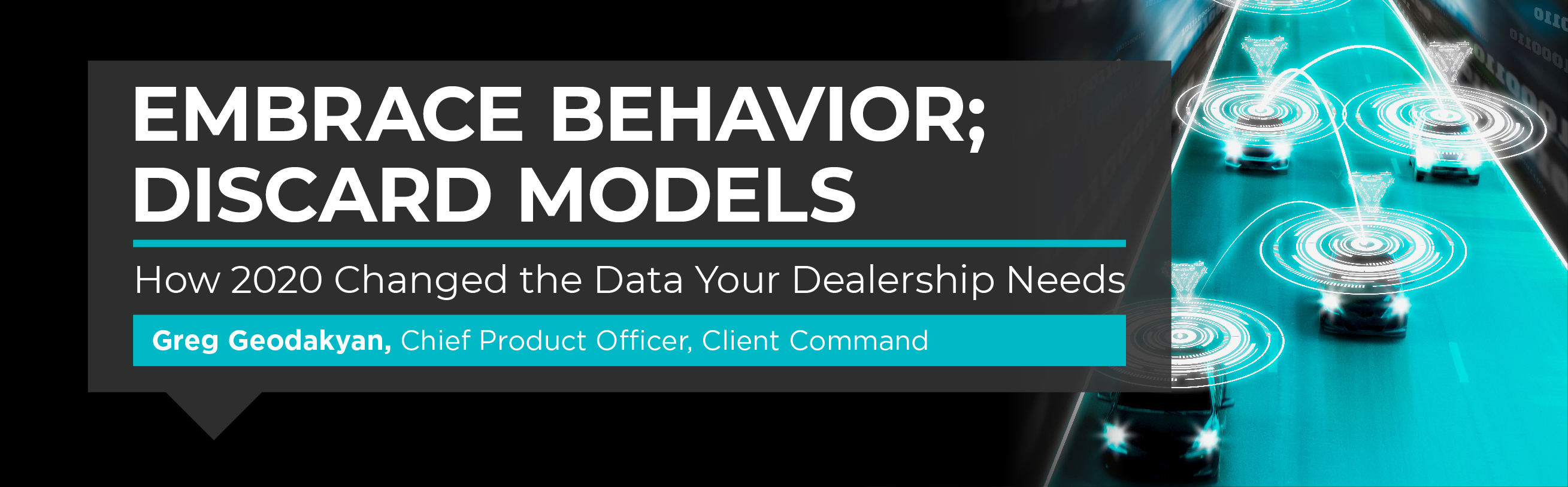 Embrace Behavior: How 2020 Changed the Data Your Dealership Needs