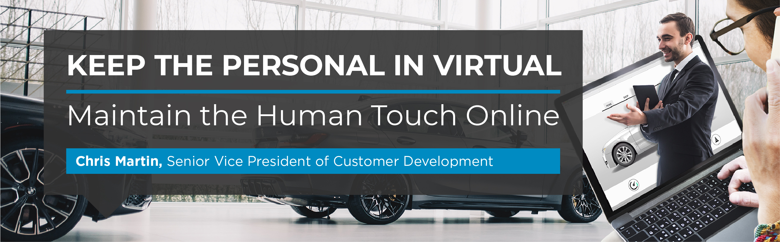 Keep the Personal in Virtual: Maintain the Human Touch Online