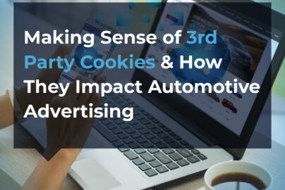 Cookies and Auto Advertising