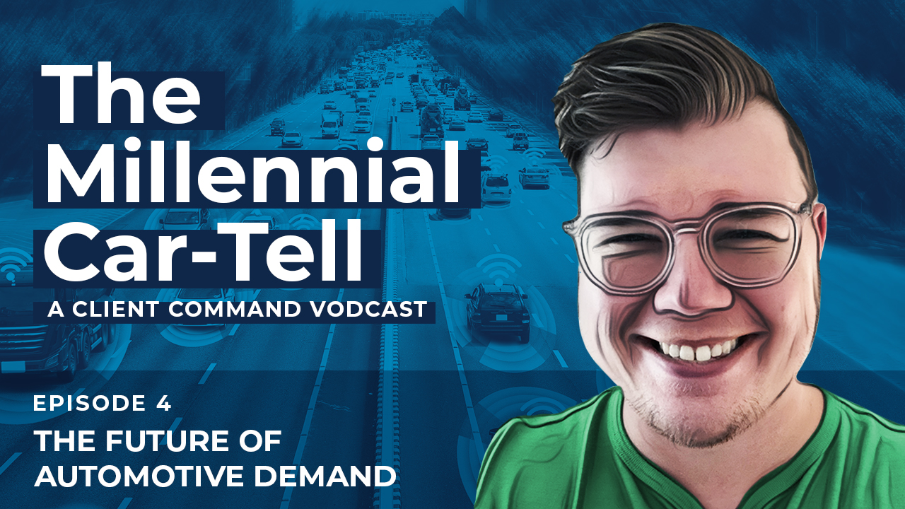 The Millennial Car-Tell Vodcast: Episode 4