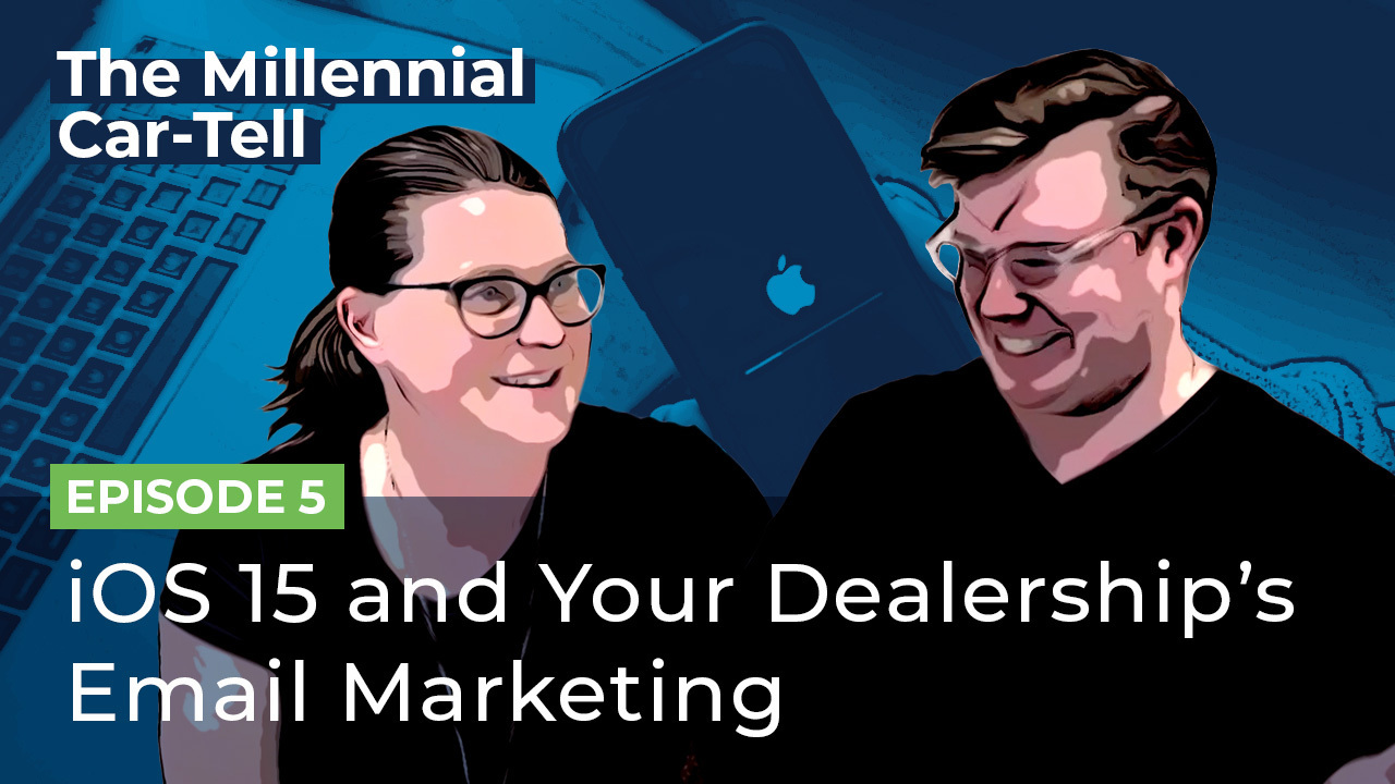 The Millennial Car-Tell Vodcast: Episode 5